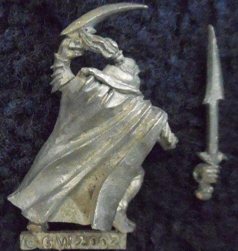 2002 dark Elf Assassin maître des assassins GAMES WORKSHOP WARHAMMER Armée drow