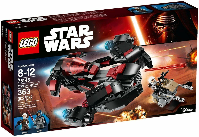 Célébrez Noël, accueillez le Nouvel An An An et vous le rend! Lego 75145 - Eclipse Fighter - Star Wars - NUEVO 04aebb