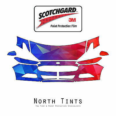 3M Scotchgard Paint Protection Film Clear Bra 2013 2014 2015 2016 Ford Fusion