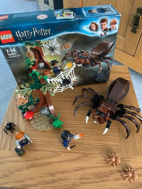 Lego Harry Potter Aragog repaire (75950)