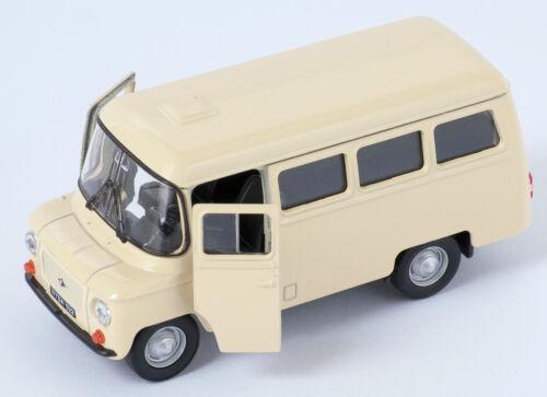 BLITZ VERSAND Nysa 522 Polen PRL beige Welly Modell Auto 1:34 NEU /& OVP
