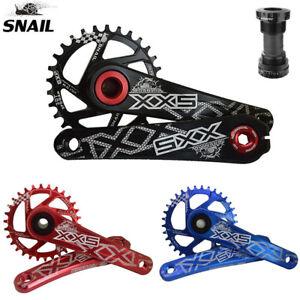 Snail-GXP-MTB-Bicycle-Crank-BB-30t-34-T-Chainring-for-SRAM-GXP-xx1-x9-XO-x01