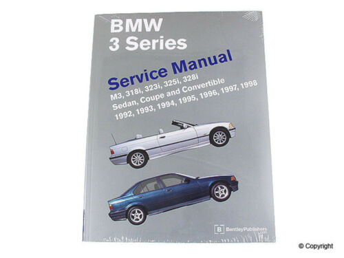 Bentley BM8000398 Repair Manual