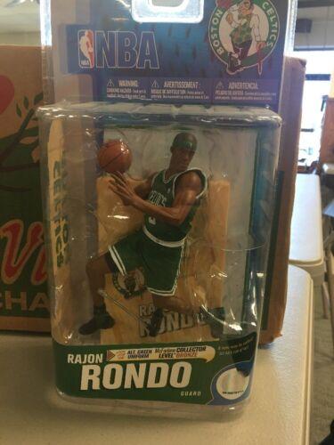 McFarlane SportsPicks NBA Series 19 Rajon Rondo Vert Uniforme bronze C86