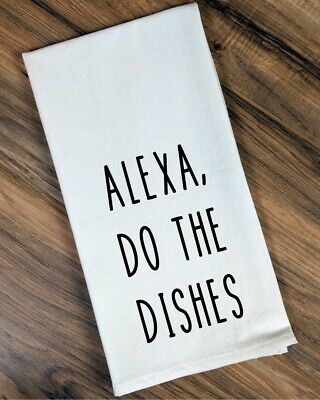 Funny Flour Sack Towel