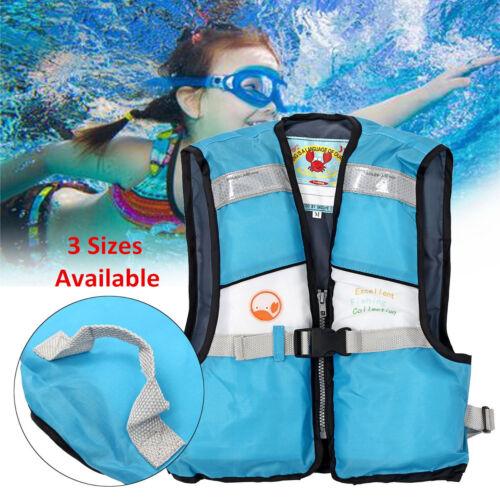Life Jacket Sports Kids Buoyancy Vest Toddler Pool Swimming Floating Swim Aid !