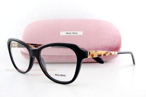 image is loading brand new miu miu eyeglass frames mu 01n - Miu Miu Eyeglasses Frames