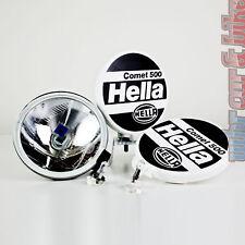 Hella Fernscheinwerfer Set Comet 500 12V 55W H3 Scheinwerfer 163mm inkl. Kappen