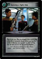 Star Trek CCG 2E Necessary Evil Running A Tight Ship 4R71