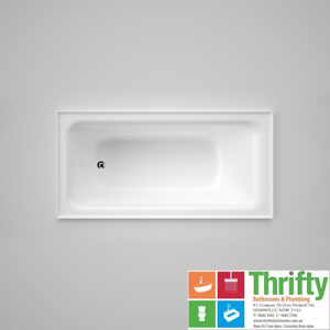 Caroma-Vivas-Coolibah-Acrylic-Bath-Tub-1525-x-760-x-437mm-White-VI5W