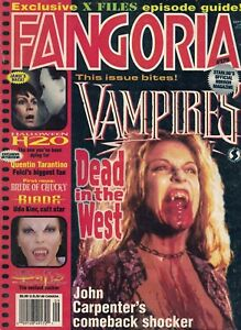 1998 Fangoria Horror #176 Vampires Halloween Tarantino The Beyond Buffy Blade 1A - Wien, Österreich - 1998 Fangoria Horror #176 Vampires Halloween Tarantino The Beyond Buffy Blade 1A - Wien, Österreich