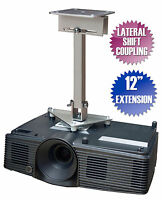 Projector Ceiling Mount For Optoma Tx615-3d Tx727 Tx728 Tx761 Tx762