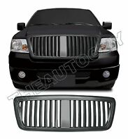 2004 2005 2006 2007 2008 Ford F150 Black Lincoln Mark Lt Style Replacement Grill