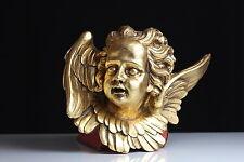 Engel Putte Barock Gold Vintage Shabby Chic