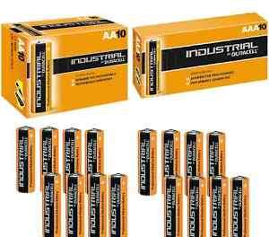 Duracell-Panasonic-AA-AAA-Industrial-Battery-MN1500-MN2400-Alkaline-Zinc