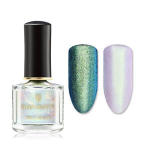 BORN-PRETTY-Top-Coat-Nail-Polish-Pearl-Glimmer-Glitter-Nail-Art-Varnish