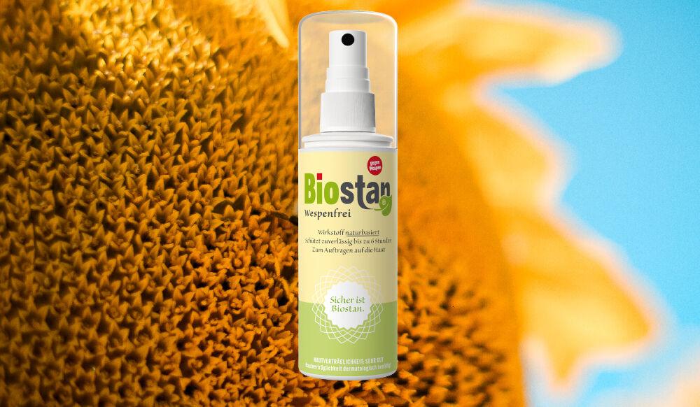 Biostan Moustique guêpe sucent protection insectes no DEET végétale. végétale. végétale. base pour Enfants Lire eefd5f