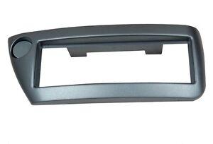 Adaptateur-facade-cadre-reducteur-bleu-pour-autoradio-pour-Ford-KA-1997-C2762