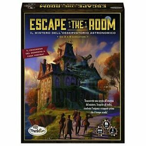 Escape-The-Room-Il-Mystere-Dell-039-Observatoire-Astronomique-Thinkfun-Italiano