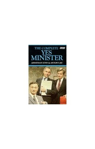 1 of 1 - The Complete Yes Minister by Antony Jay 0563206659 The Cheap Fast Free Post