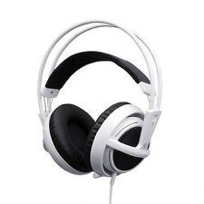 SteelSeries Siberia v2 Full-Size Gaming Headset (White) NOT IN BOX