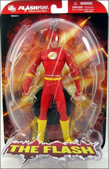 DC Direct Toys Flashpoint FLASH 6in Action Figure