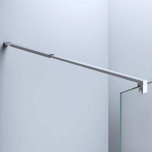 Stabilisator Glaswand Duschabtrennung Haltestange Dusche Duschkabine MMBR3