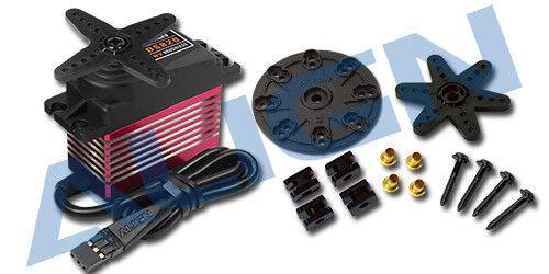 DS820 High Voltage Brushless Servo HSD82002   fantastica qualità