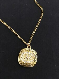 CANADIANS Stanley Cup Champions Inspired Pendant Necklace / Jewelry / Fashion