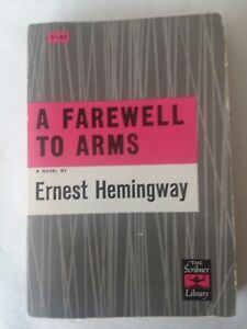 Hemingway-Ernest-A-Farewell-to-Arms-1957-Scribner-Library