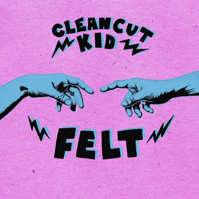 Clean Cut Kid Fieltro 2017GB 11-track CD Álbum Nuevo Joya Funda