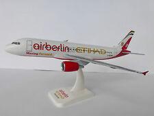 airberlin ETIHAD Moving Forward Airbus A320-200 1/200 Limox Wings AB07 A320