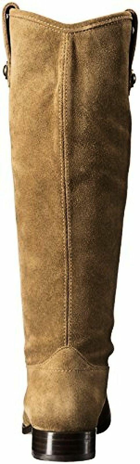 New in Box FRYE Donna Melissa Button Riding Boot Casheww M 77173  Size 6 M Casheww 77173 a52c15