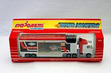 Majorette 3065 Camion Astro GMC Atelier F1 Car Transporter serie 3000  (#B2)