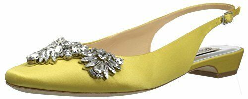 Badgley Mischka donna Shayla Ballet Flat- Pick SZ Coloree.