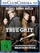 TRUE GRIT (Jeff Bridges, Matt Damon, Josh Brolin) Blu-ray Disc NEU+OVP