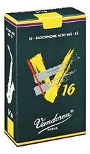 VANDOREN V-16 ALTO SAXOPHONE REEDS 2.5 10/box