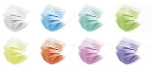 Medizinischer  Mundschutz OP Maske Typ II R CE 3 lagig-99% Filterleistung