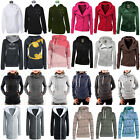 HOT Women Winter Autumn Fleece Hoodie Coat Pullover Jacket Sweatshirt Jumper Top