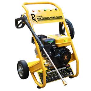 Rocwood 3000 PSI 7HP 10 Litre Per Min Petrol High Power Pressure Jet Washer 3140158186380