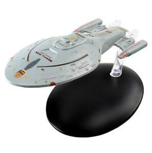Eaglemoss-STAR-TREK-Official-Starship-6-U-S-S-Voyager-NCC-74656-Capt-Janeway