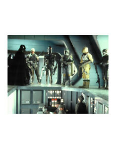 10x8 Boba Fett Print Signed by Jeremy Bulloch 100% Authentic With COA