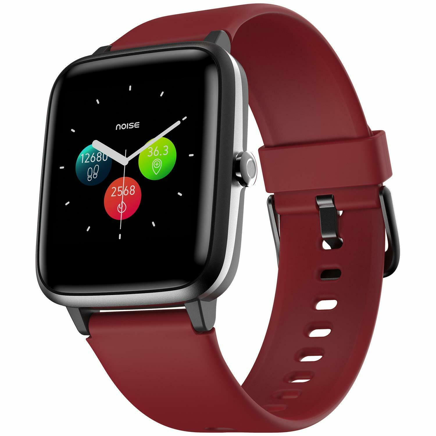 Noise ColorFit Pro 2- India's No. 1 Basic Smartwatch with 24x7 Dynamic HeartRate
