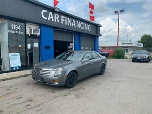 2005 Cadillac CTS FRESH TRADE  $2500 WITHIOUT SAFETY   WE FINANCE