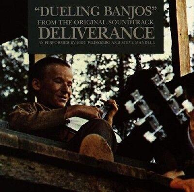 Dueling Banjos From Original Soundtrack Deliverance CD NEW SEALED Eric Weissberg