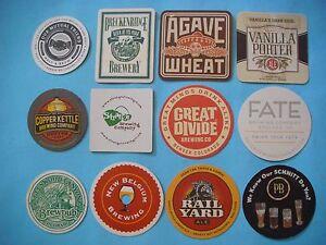 12 Bière Dessous De Verre : Breckenridge, Cuivre Bouilloire, Strange, Bonne Gld8dtma-07220951-375895237