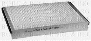 BFC1049-Borg-amp-Beck-Cabina-Filtro-de-aire-se-ajusta-L-ROVER-FREELANDER-II-07