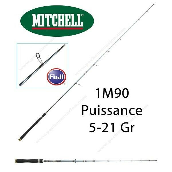 Canne Leurre Spinning Mitchell Mag Pro RZT Spin 192