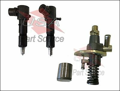 Yanmar L100V L100N Fuel Injector 714310-53100 714320-53100 Replacement