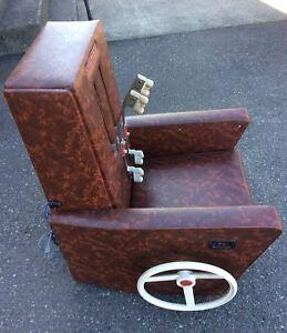 Charmant Image Is Loading Antique Fuji Massage Chair Vintage Old Japanese Japan